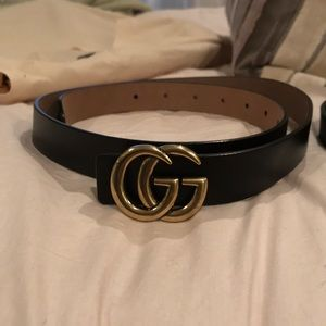 FAUX Gucci Belt (this is not real!) info inside.